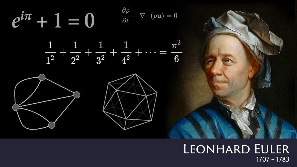 Leonhard Euler: Ο μαθηματικός με το τεράστιο επιστημονικό έργο